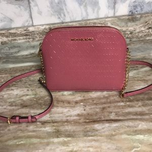 Crossbody Michael Cindy Dome Satchel